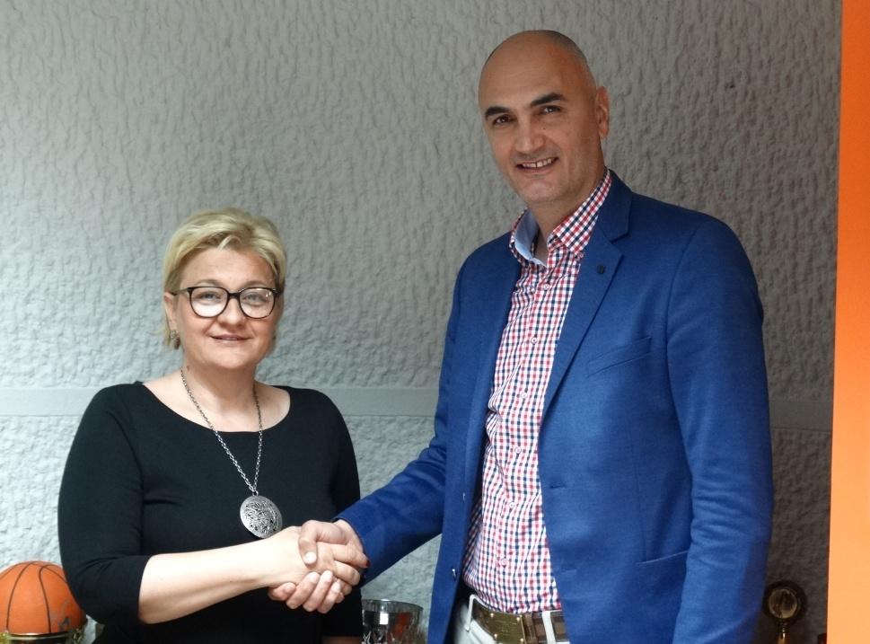 Средба на Петар Наумоски со Амбасадорот на БиХ во Македонија