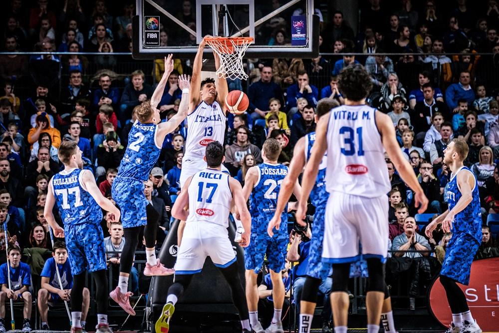 ПРВ ДЕЛ ОД ВТОРОТО КОЛО ОД ЕВРО-КВАЛИФИКАЦИИТЕ: Италија покажа дека е фаворит и со комбиниран тим