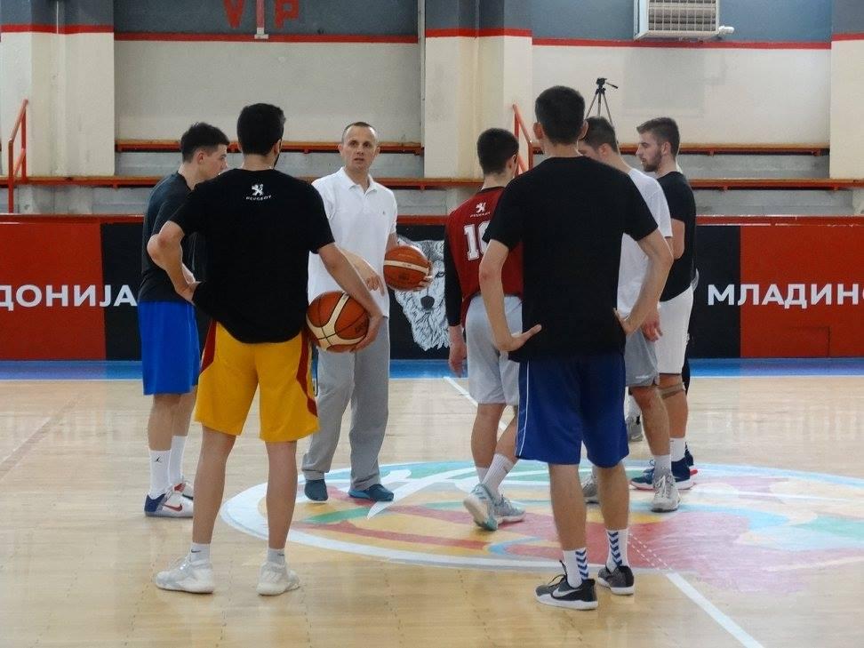 Список на кошаркари повикани за прв собир на репрезентацијата до 20 години