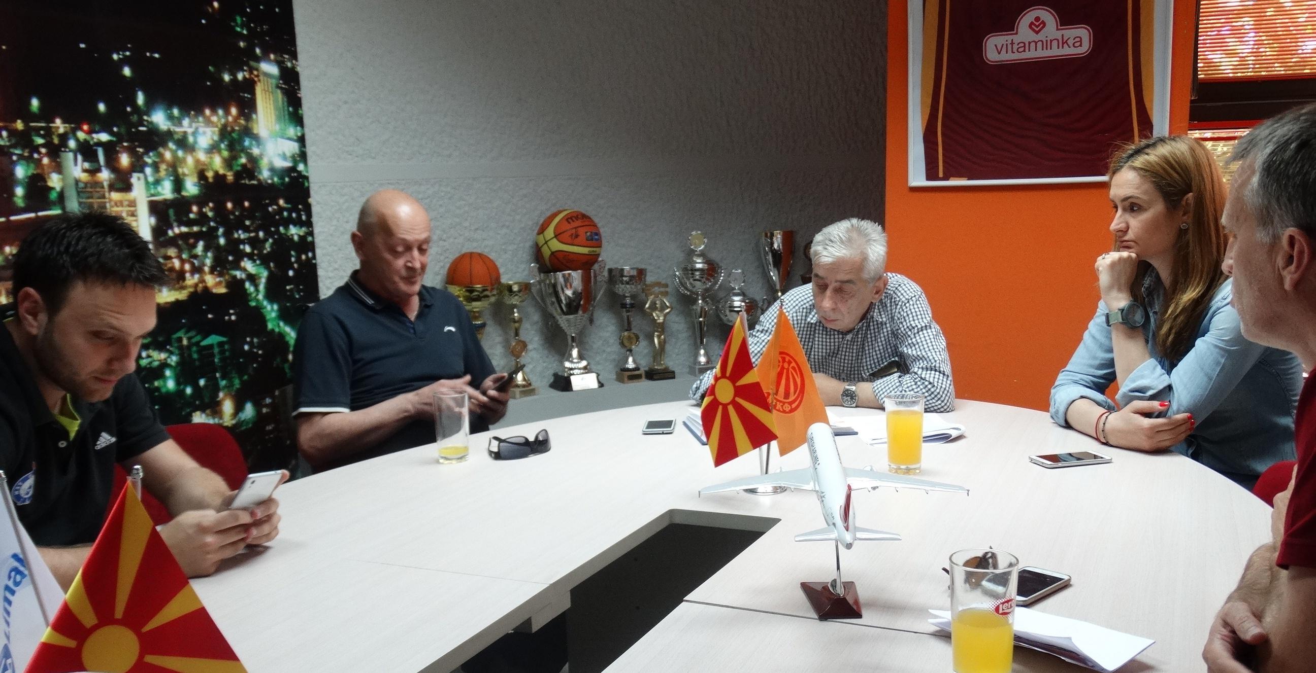 """Завршницата од првенството во М12 ќе се одигра во """"Јане Сандански"""""""