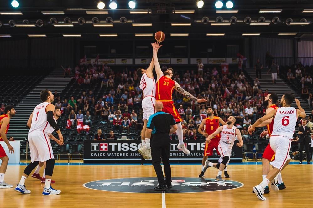 Македонија напреднува во втората фаза од претквалификациите за Евробаскет 2021