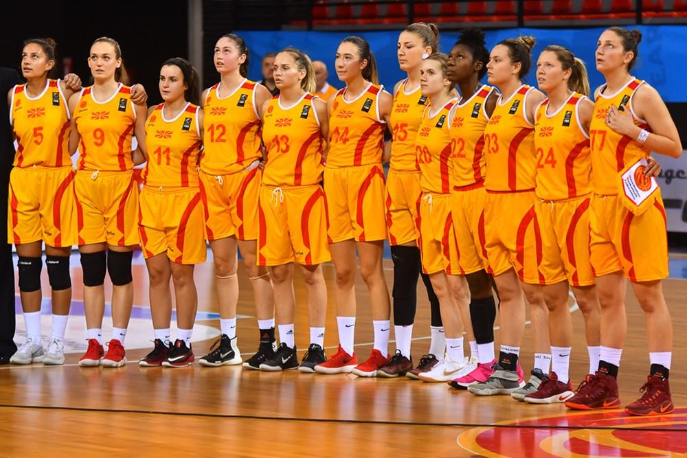 Поширок список на кошаркарки повикани за евроквалификациите во февруари