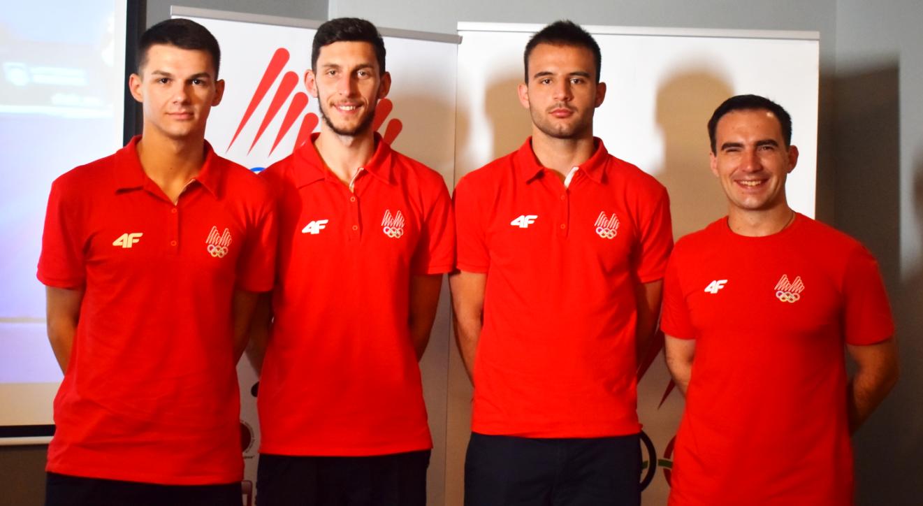 Свечено одбележување на учество на македонските спортисти на Медитерански Игри