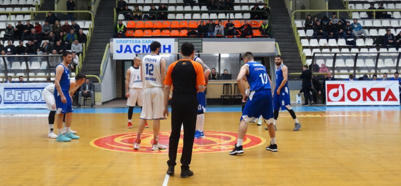 Куманово против Работнички во полуфиналето на Купот