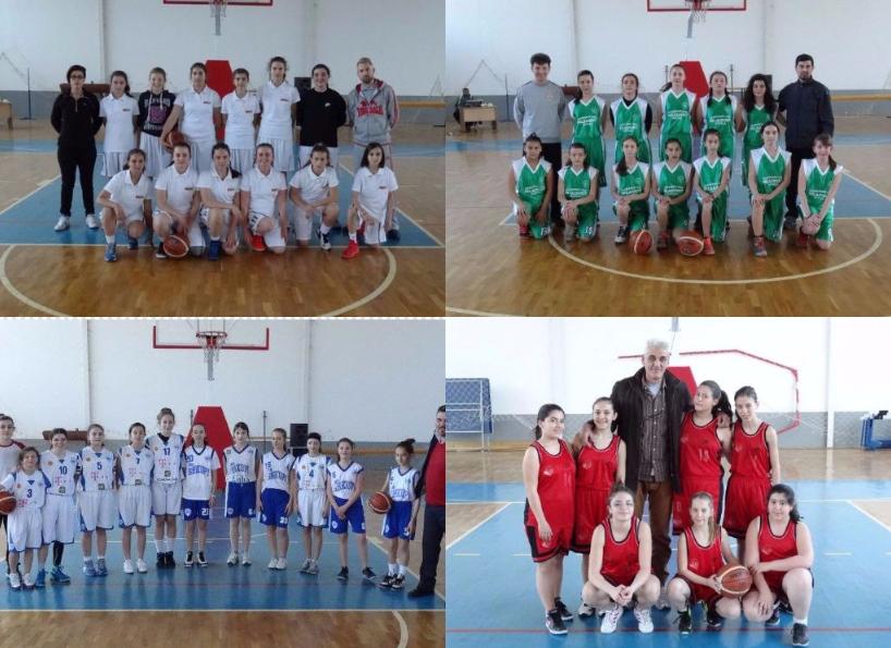 Комплетирана првата фаза од турнирот за девојчиња до 14 години
