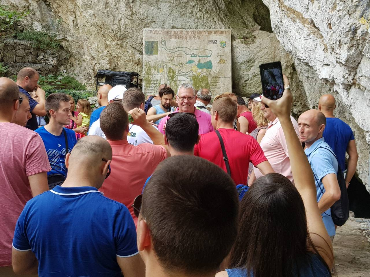 Посета на Кањонот Матка и на пештерата Врело на првиот ден за одмор