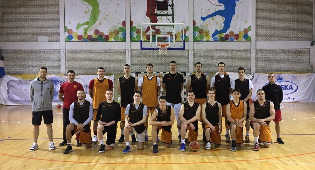 Денеска и утре младинците ќе разигруваат со Бугарија