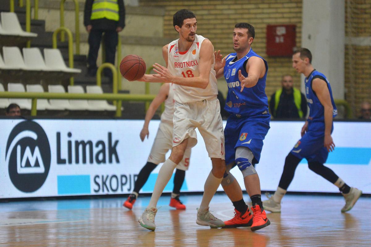 Работнички оди на Карпош соколи во првото полуфинале од ЛИМАК Купот на РМ