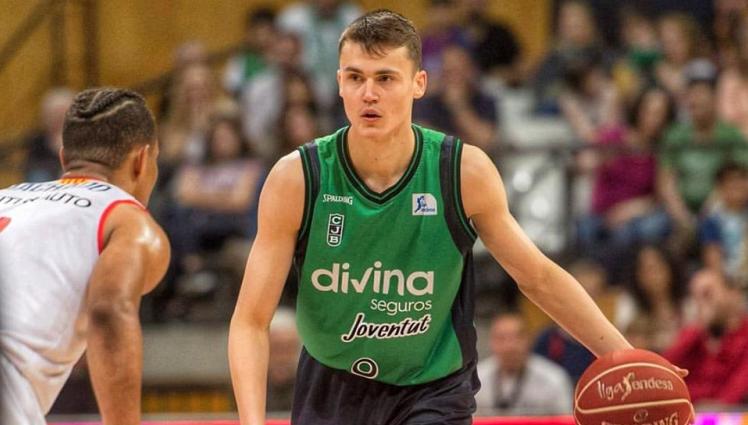 Потег на колото во АЦБ лигата во изведба на Македонецот: Генијалниот Димитријевиќ