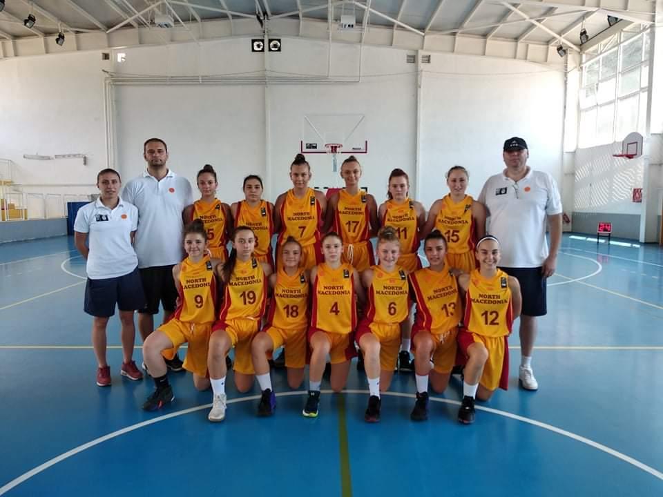 Распоред на натпревари на женската селекција на Slovenia Ball