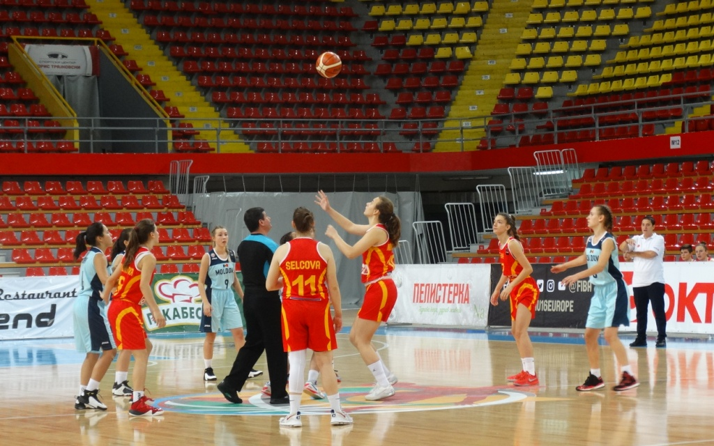 Победа над Молдавија