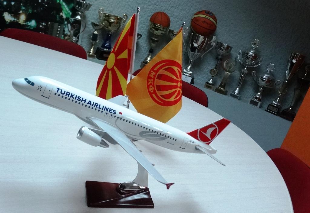 МКФ продолжува да лета кон височините – со Turkish Airlines