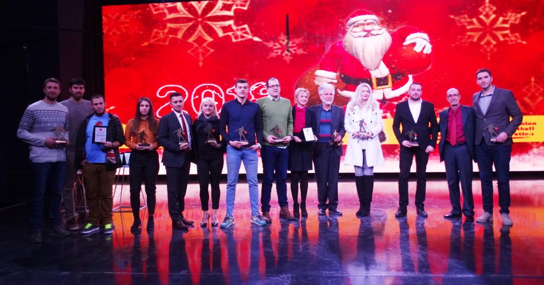 Доделени признанијата за најдоброто од македонската кошарка за 2017 година
