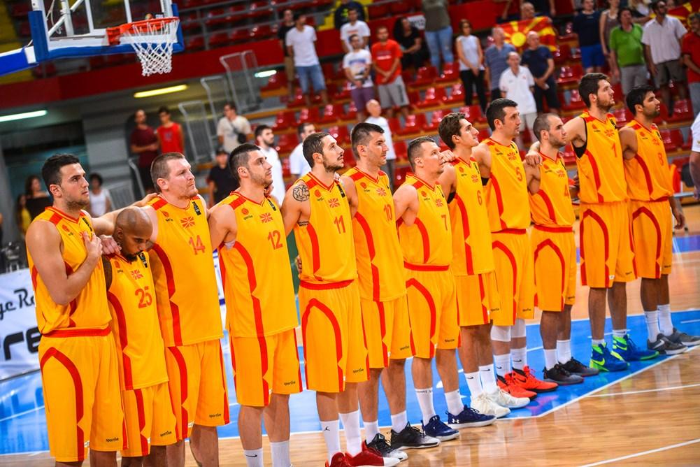 Поширок список на кошаркари повикани за претквалификациите во ноември