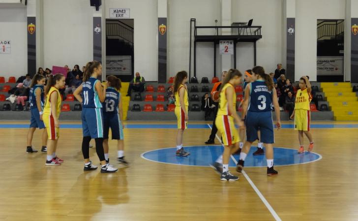 Турнир М14: Победа за кошаркарките на Гостивар