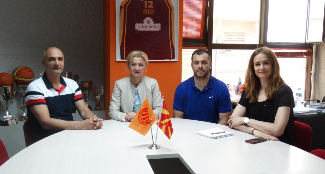 Дводневна работна средба помеѓу МКФ и ФФОСЗ