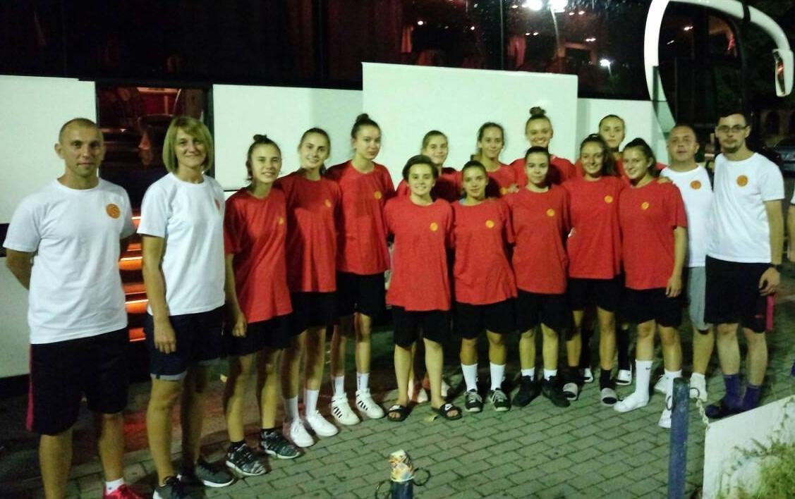 Селекцијата до 14 години се пласира на 10. место на Slovenia Ball