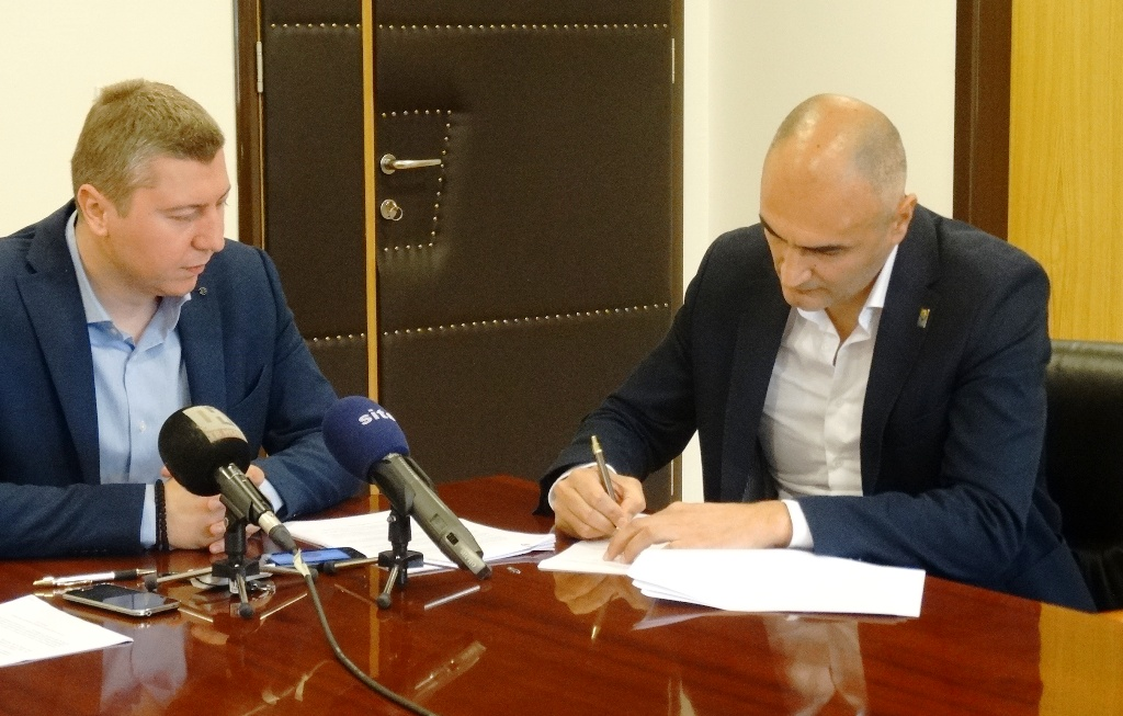 Потпишан договор со АМС за наменски донации